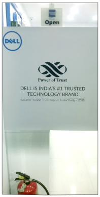 Dell in office